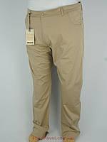 Бежевые мужские джинсы Dekons M-507 k-91 в большом размере