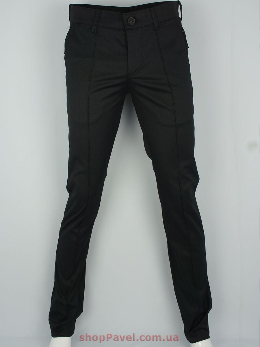 Стильные мужские джинсы X-Foot 170-3074 синего цвета