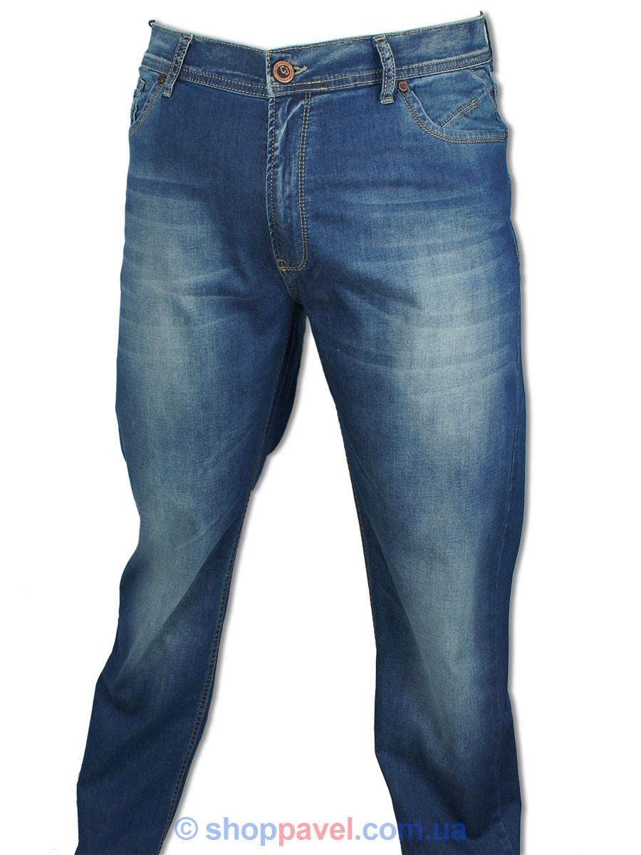 Мужские стильные джинсы Cen-cor CNC-1245 Blue