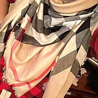 Шарф палантин женский  кашемировый брендовый