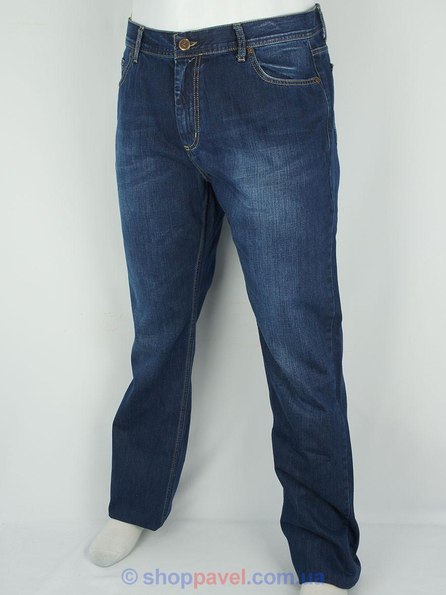 Стильные мужские джинсы Activator 105-T.Blue темно-синего цвета