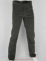 Мужские вельветовые джинсы 0480 в коричневом цвете