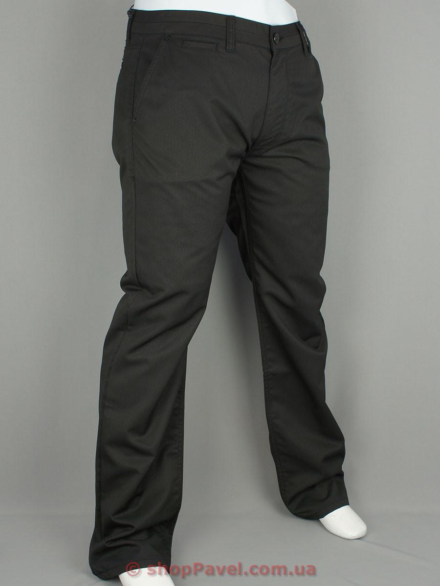 Мужские черные джинсы Cen-cor CNC-3030 большого размера