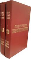 Русско-чешский словарь в 2-х томах