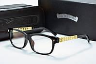 Оправа ,имиджевые  очки  Chrome Hearts 6009