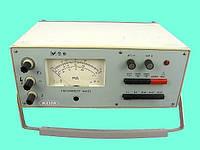 Радиоизмерительный прибор Ф4101 Мегаомметр