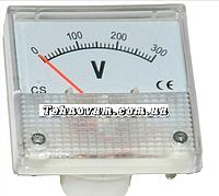 Вольтметр для генератора