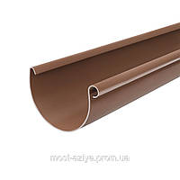 Желоб водосточный BRYZA (Бриза) 125 мм., ринва Бріза 125 мм.