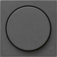 Панель пов. светорегулятора System 55 Антрацит Gira 065028