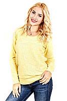 Свитер женский 1616 (3 цветов), женский свитер недорого, вязаный свитер женский, от производителя, дропшиппинг