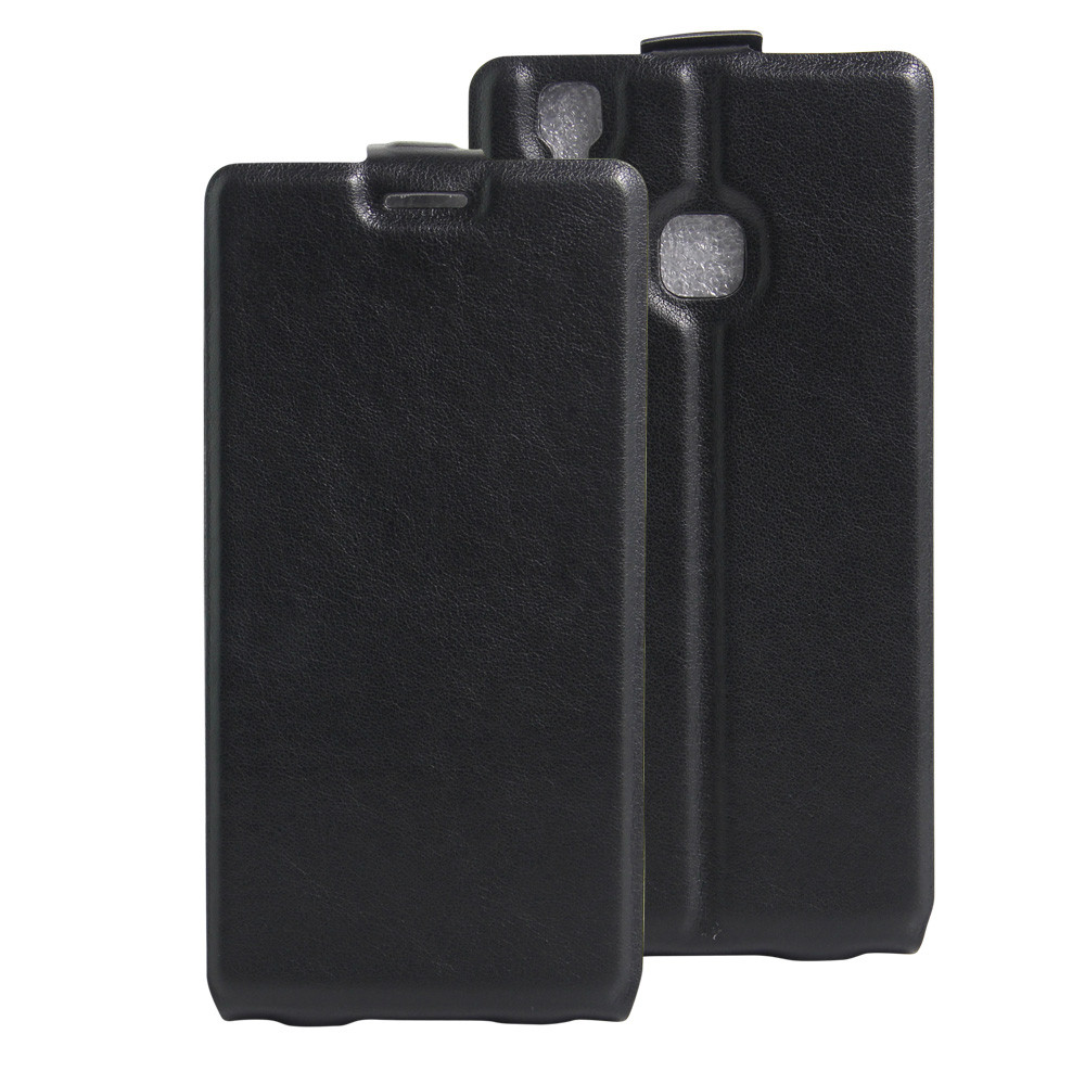Чехол Doogee X5 Max / X5 MAX Pro флип PU-Кожа черный