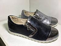 Детские нарядные туфли  для девочки, Польша, размеры 31-36