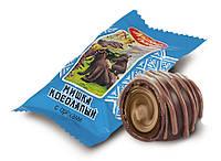 Шоколадные конфеты Мишка Косолапый с орехами фабрика Красный ОктябрьШоколадные конфеты Мишка Косолапый с ореха