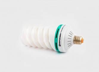 Лампа люминесцентная высокомощная  55Вт  4200К  Е40