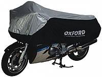 Чехол на мотоцикл Oxford Umbratex черно серый, XL