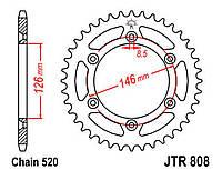 Звезда задняя JT JTR808.48