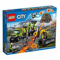 3 в 1!! Очень большой конструктор LEGO серия Комбинированный набор 3 в 1 Исследователи Вулкана 66540