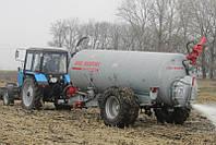 Цистерна для воды и жидких органических удобрений ВНЦ-6