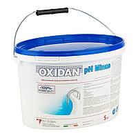 Средство для понижения уровня рН OXIDAN pH Minus 5кг