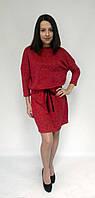 Платье Еasy красное