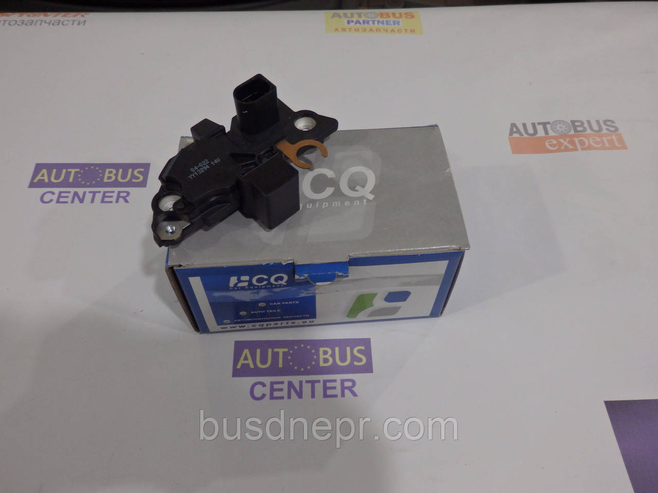 Реле зарядки VW LT/T4 2.5TDI 96- (под фишку) пр-во CQ 1010014