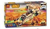 """Конструктор  Space Fights 10377  """"Боевой корабль Вуки"""" (569 деталей) Star Wars , фото 3"""