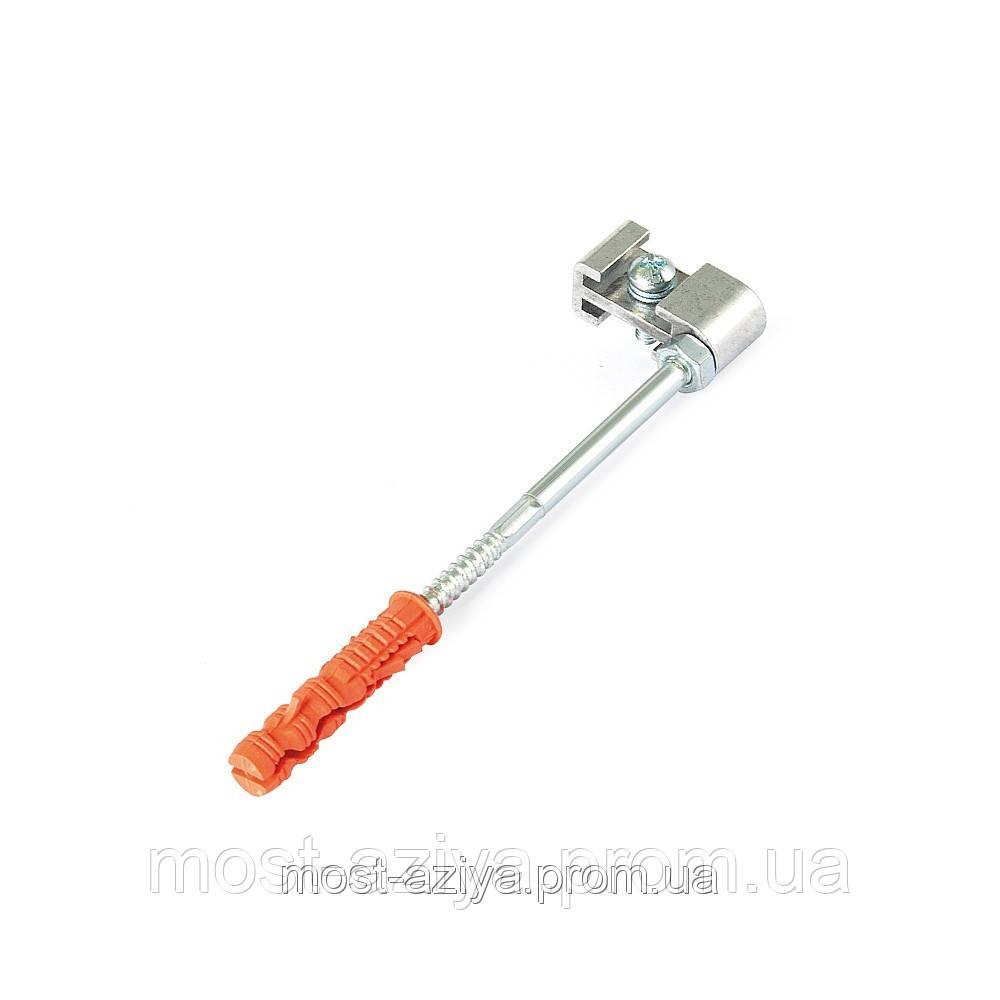 Крюк хомута трубы 160 мм