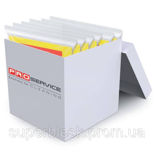 PRO service целлюлозные салфетки для уборки, балком