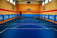 Спортивный линолеум Graboflex start (Венгрия)