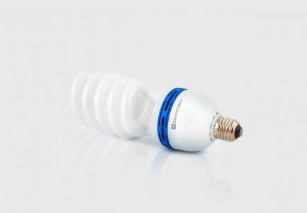 Лампа люминесцентная высокомощная  55Вт  4200К  Е27
