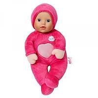 New Zapf Creation Моя маленькая малышка розовая My Little Baby Born First Love Nightfriends Toy Doll Pink 0+