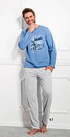 Чоловіча бавовняна піжама Karol, Taro (Польща), розмір L