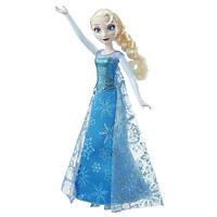 Disney Холодное сердце - Поющая Эльза свет, звук  Frozen Musical Lights Elsa