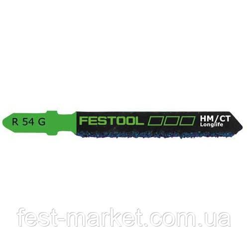 Пильное полотно для лобзика R 54 G Riff Festool 486562