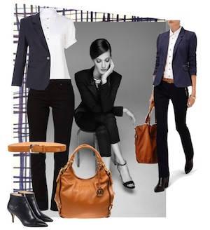 Деловая одежда для женщин: что одеть на работу?