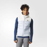 Спортивный жилет с капюшоном для женщин Adidas Cozy BR6912 - 17