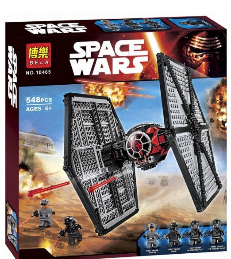Конструктор  Space Fights 10465  Star Wars Звёздные войны