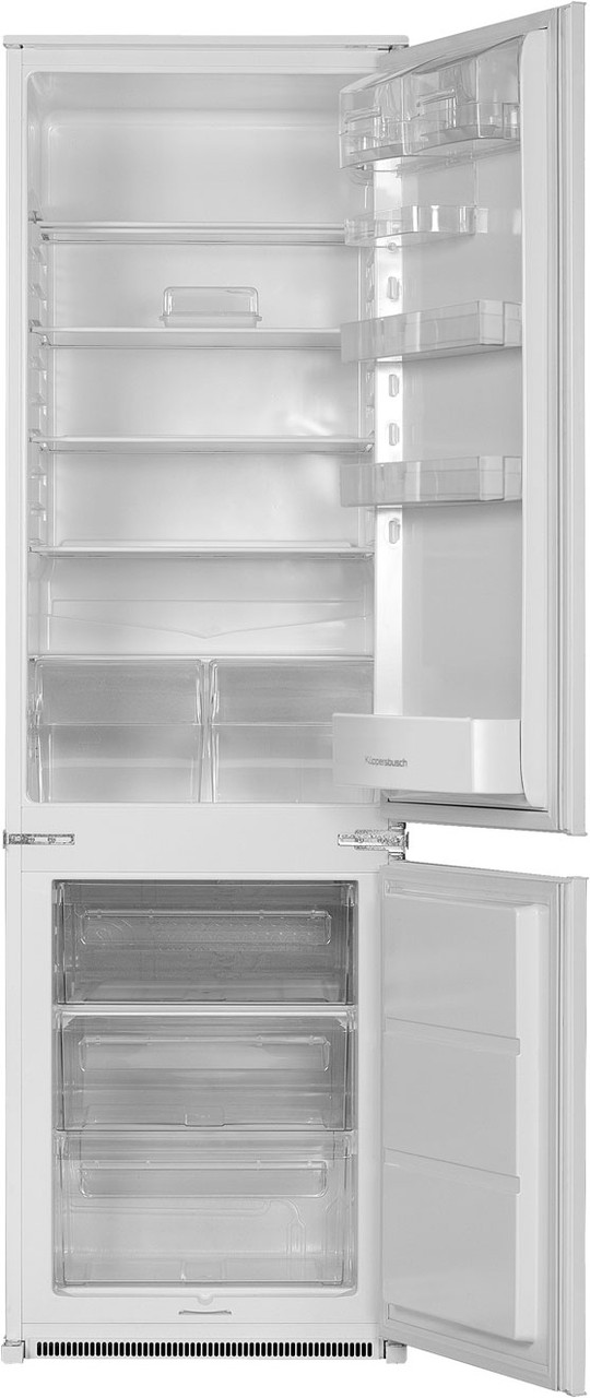 Вбудовуваний холодильно-морозильна шафа Kuppersbusch IKE 3260-2-2 T