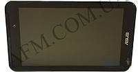 Дисплей (LCD) Asus ME170/  FE170cG FonePad (K012/  K017) MeMO Pad 7 с сенсором чёрный + рамка