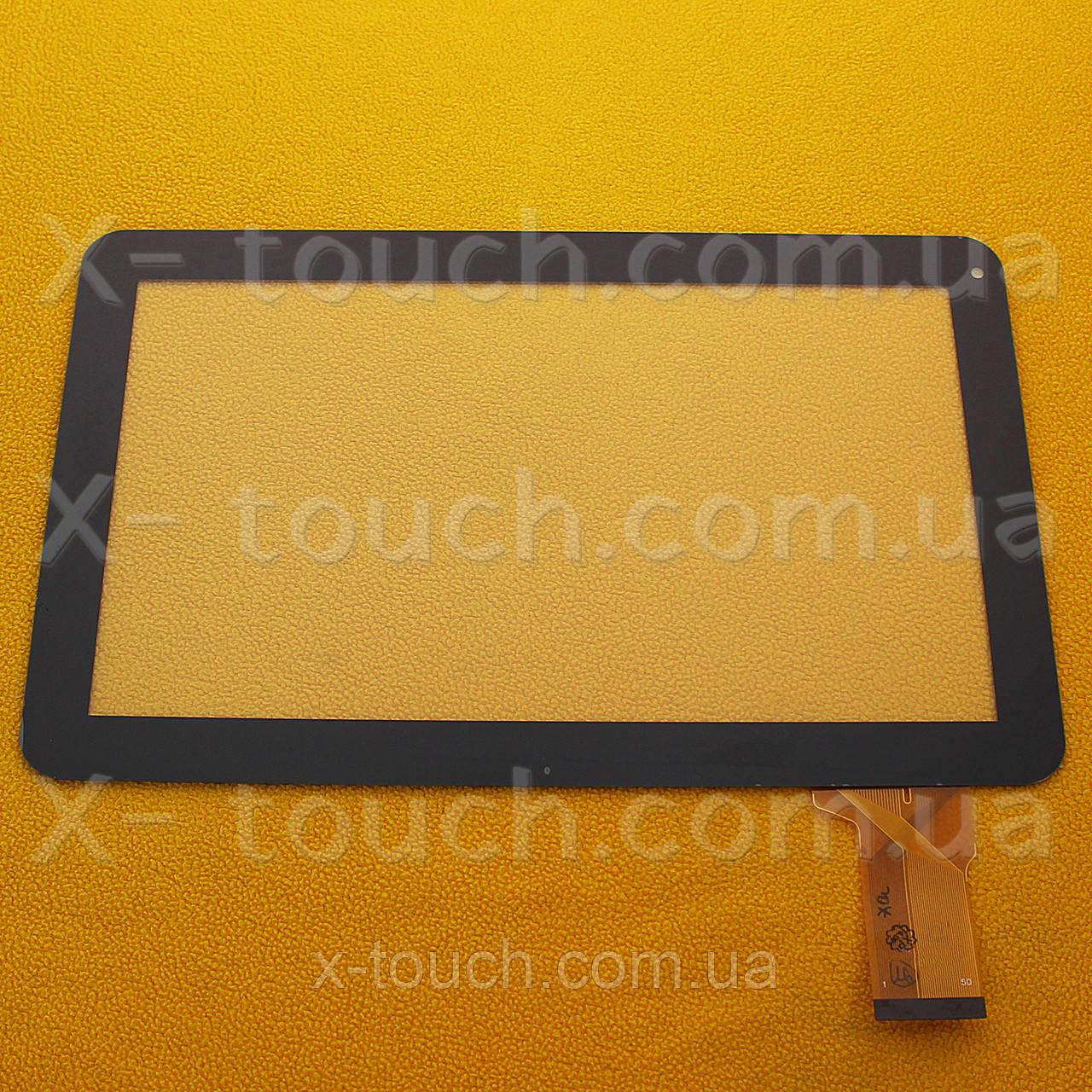 Тачскрин, сенсор  QLT 1007C—PW  для планшета