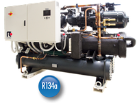Чиллеры RC GROUP FRIGO SCREW CLA (410 ÷ 1610 кВт)