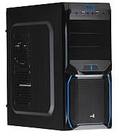 Корпус Aerocool PGS V3 X Advance Evil Blue / 4713105954906 / 550W (Aerocool VX-550 EL 120mm)
