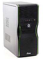 Корпус Frime 161BGN Black-Green / 450W