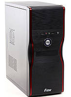 Корпус Frime 161BR Black-Red / 450W