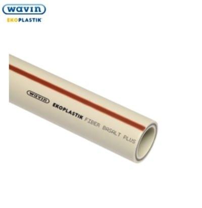 Трубы под отопление Ekoplastik Fiber Basalt Plus DN 20