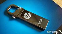 Флеш память HP USB FLASH DRIVE V 250 w 16 GB