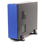 Корпус PrologiX M02/105RDB Dark Blue / 400W