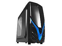 Корпус Raidmax Viper II A07WBU BLACK-BLUE (VIPER) Black/Blue