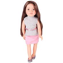 Кукла Грейс с длинными волосами DesignaFriend