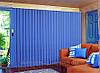 Вертикальные жалюзи узкие 89мм - Фото